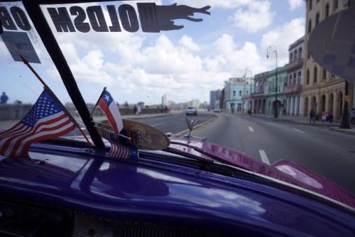 American travel to Cuba