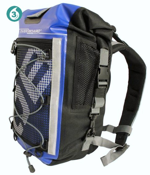 Overboard Waterproof Backpack | Backpacking Travel