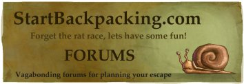 backpacking forums