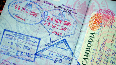 visas for travel
