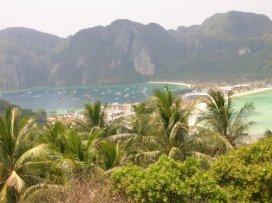 ko phi phi tsunami scare