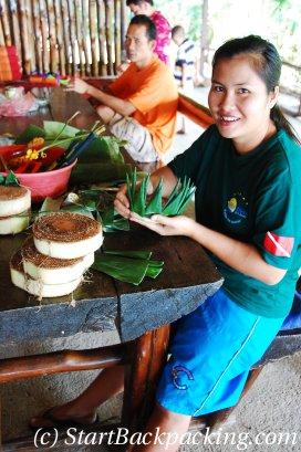 thai woman festival