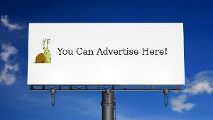Advertise on Startbackpacking.com
