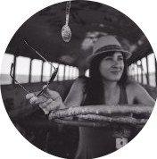 Amanda Formoso traveling in Cuba