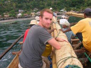 Greg Rodgers on Indonesian adventure
