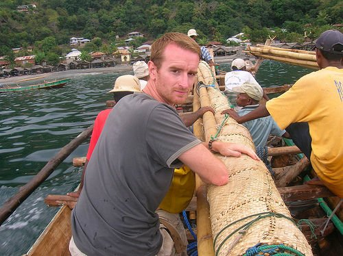 Greg Rodgers on Indonesian adventure