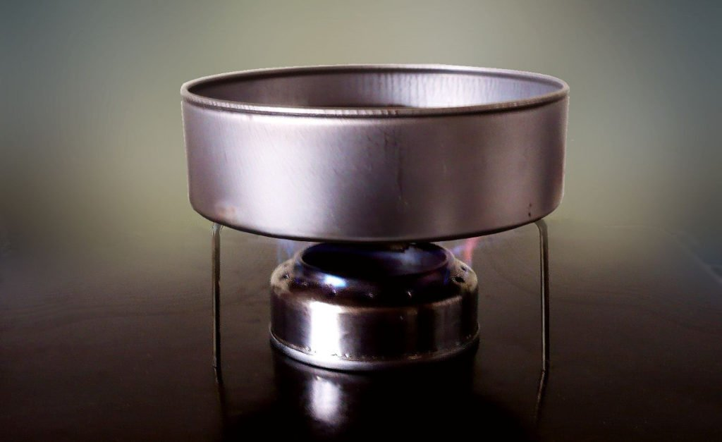 How To Build A Homemade Alcohol Stove