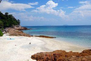 Perhentian Kecil Island in Malaysia
